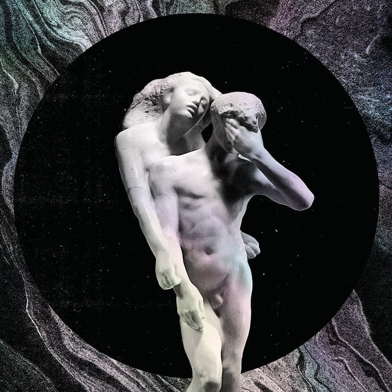 "Album art for ""Reflektor"" by the Arcade Fire"
